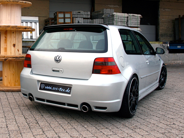 srs tec hecksto stange g4 r32 vw golf 4 ebay. Black Bedroom Furniture Sets. Home Design Ideas