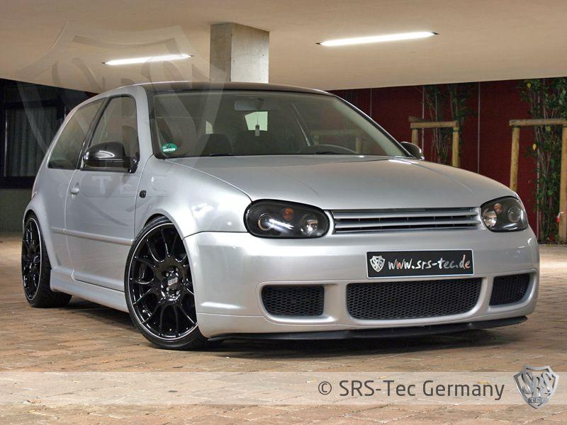 Front bumper G4-R32, VW Golf IV
