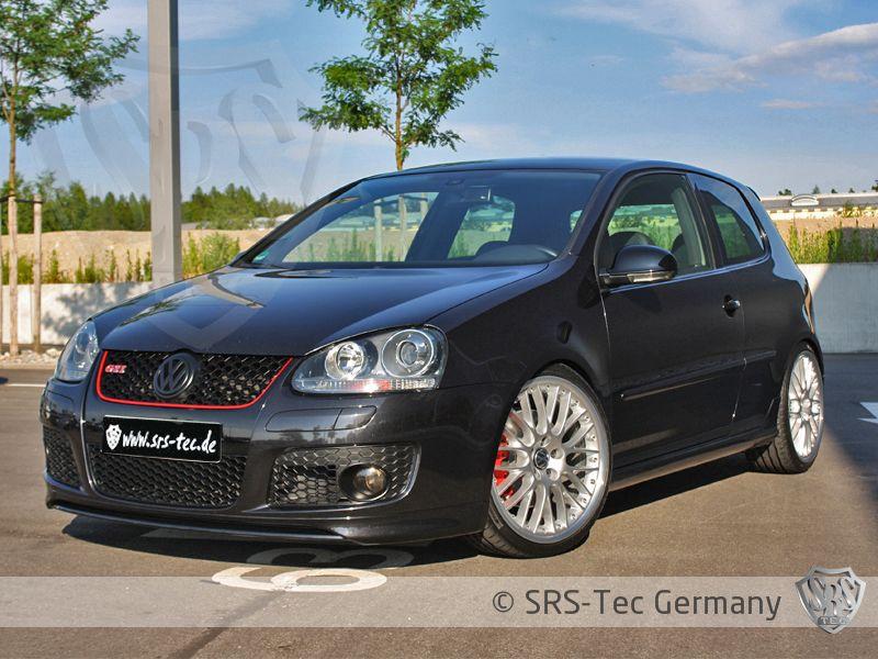 Front spoiler ED30-Style GT, VW Golf V
